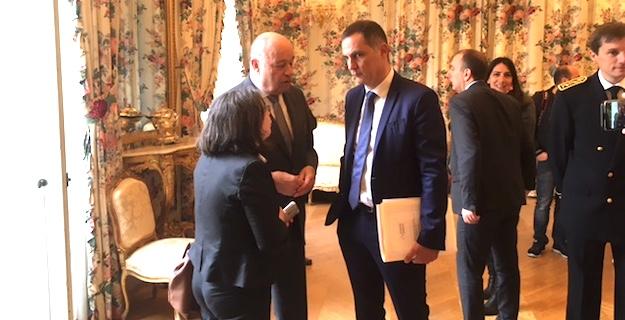 """L'ultime visite de Jean-Michel Baylet en Corse : """"Nous pouvons être fiers du travail accompli"""""""