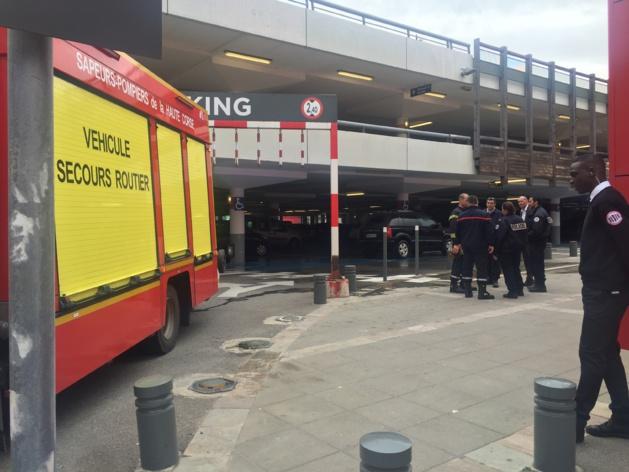 Furiani : Accident de quad au Géant Casino. Deux blessés graves