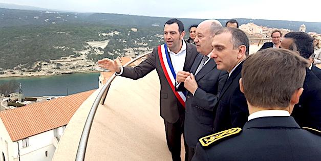 Clap de fin à Bonifacio pour le ministre Jean-Michel Baylet