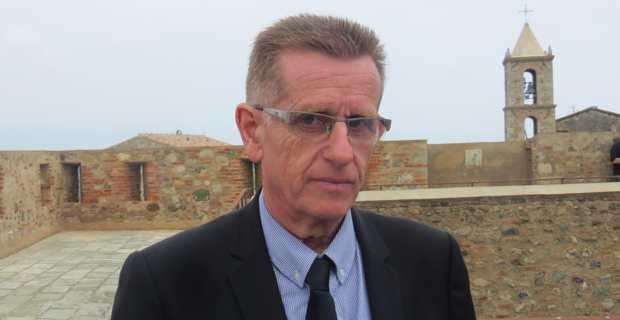 Jean-Claude Franceschi, président de la Communauté de communes de l'Oriente.