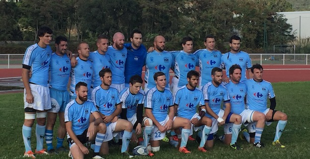 Rugby : Le RC Ajaccio neutralise le leader
