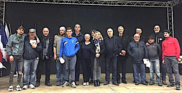 Bastia : Beau succès pour le premier concours de pétanque intergénérationnel