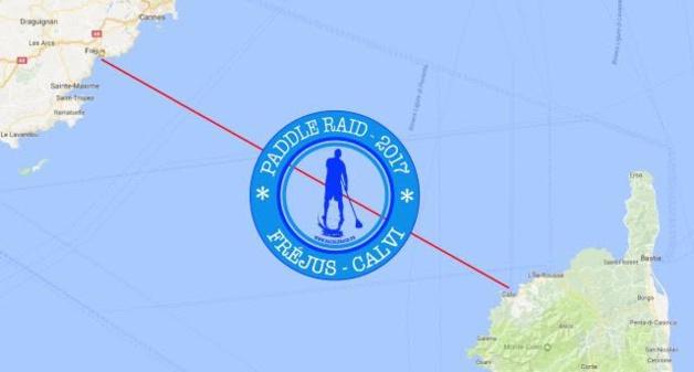 Paddle raid 2017 Fréjus-Calvi: Les préparatifs ont commencé
