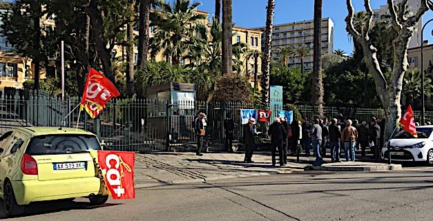 Ajaccio : Les retraités réclament une baisse du tarif des transports