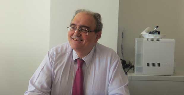Paul Giacobbi, ancien président de l'Exécutif de Corse sous la mandature 2010-2015.