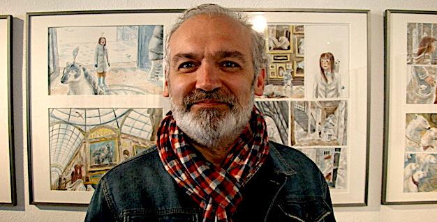 Stéphane Melchior, scénariste