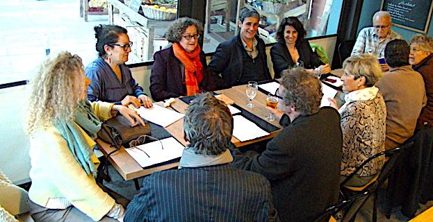 Bastia : L'Université du Temps Libre fête le printemps des poètes