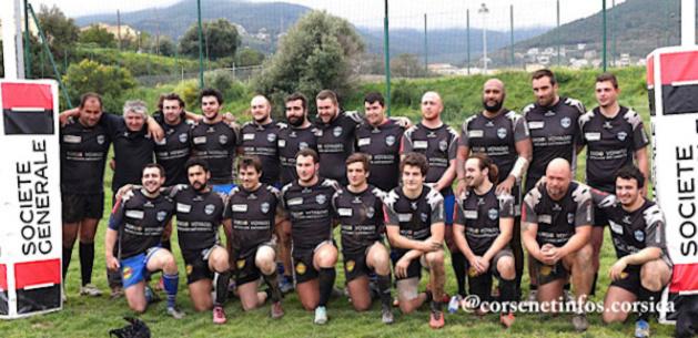 Bastia XV finit sur une bonne note face au Gapeau (25-12)