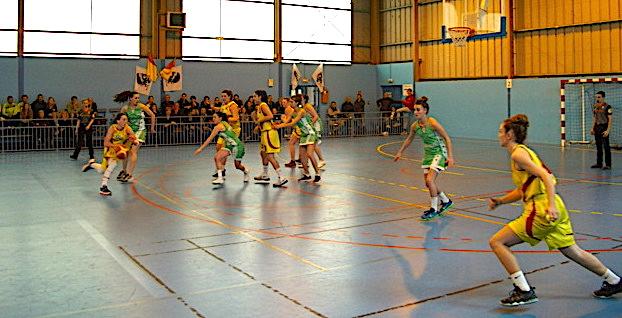 Basket Nationale 3 Féminine : Furiani déborde Rousset et empoche le bonus