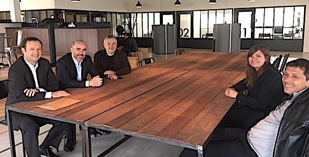 """Ajaccio : L'outil idéal pour les entreprises, """"Empire Cowork"""" au service du développement économique"""