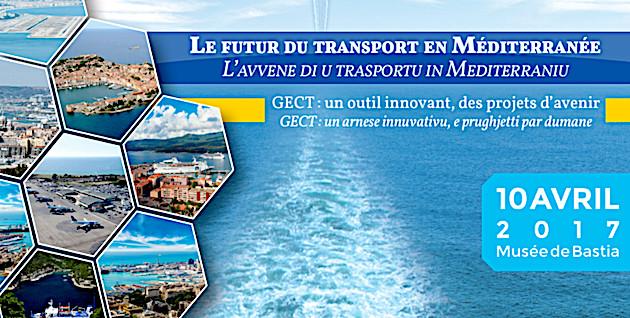 Bastia : Le futur des transports méditerranéens en séminaire