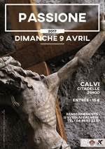 """""""A Passione di u Nostru Signore"""" le 9 avril à la citadelle de Calvi"""