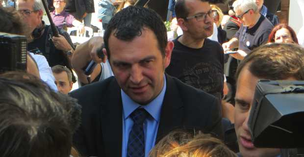 Emmanuel Macron : « Je viens en Corse avec un esprit de grand pragmatisme »
