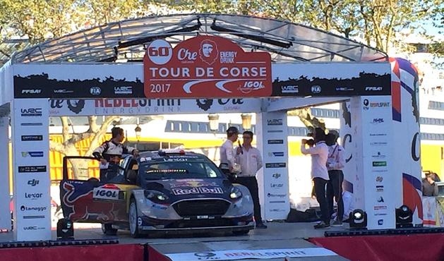 Tour de Corse : Kris Meeke out et Sébastien Ogier en panne. La voie est libre pour Neuville