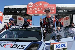 60e Tour de Corse : Thierry Neuville offre sa première victoire à Hyundai
