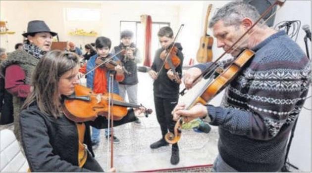 Ajaccio  : Scola di musica populare ouvre ses portes dans le quartier Saint-Jean