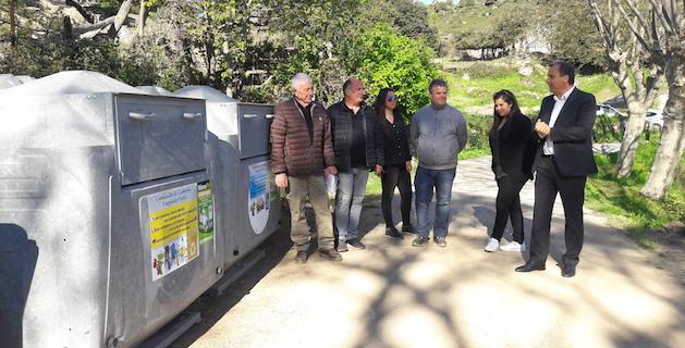 Communauté de Communes Pasquale Paoli-Syvadec: Un nouveau  partenariat pour la réduction des déchets