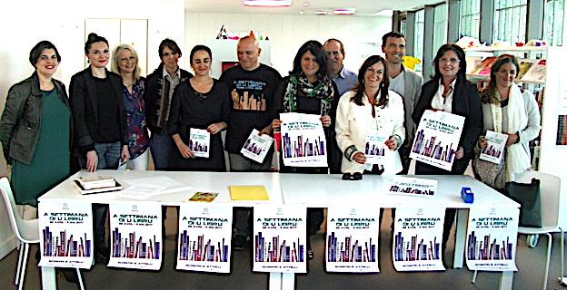 Bastia : 2ème édition de la « semaine du livre, a settimina di u libru » »