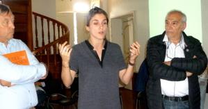 Flora Mattei professeure agrégée à Paolitech annonce la prestation orale de ses étudiants le 13 avril pour la partie thermique et énergétique du bâtiment qui abritera le lieu de formation