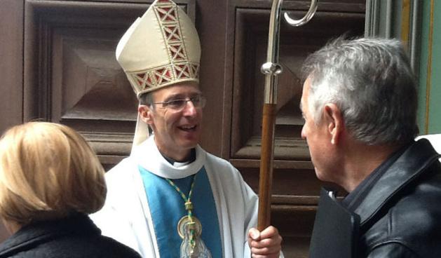 """Olivier de Germay : """"J'encourage les Catholiques de Corse à participer avec foi aux célébrations pascales"""""""