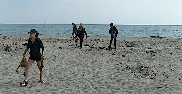 """Conservatoire du littoral : Le projet """"Ad'Apto"""" bien lancé sur le site pilote du delta du Golu"""