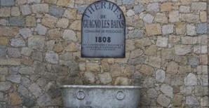 I bagni di Guagnu.