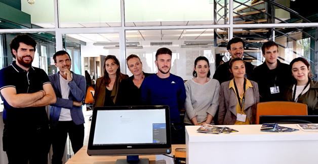 L'office du tourisme de l'agglo et la Ville ajoutent la langue corse à Bastia Monument Tracker