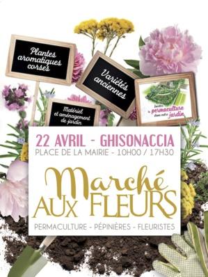 6ème édition du marché aux fleurs de Ghisonaccia
