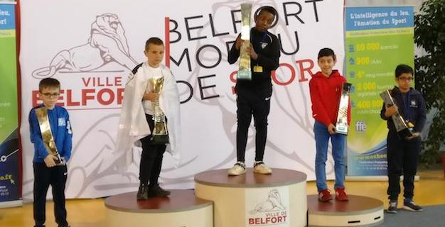 Echecs : Marc'Andria Maurrizzi vice-champion de France !