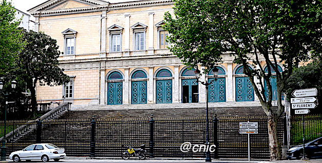 Bastia - Des supporters placés en détention, Agostini sous contrôle judiciaire