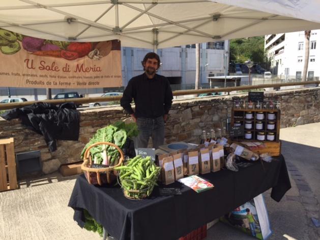 Ville-di-Pietrabugno inaugure son marché des producteurs de pays