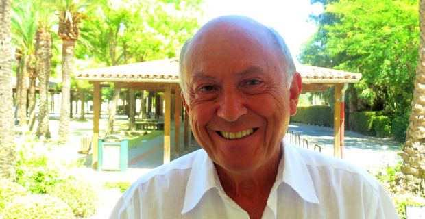 José Rossi, président du groupe de droite « Le Rassemblement » à l'Assemblée de Corse.