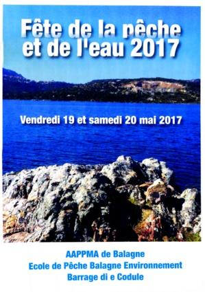 16ème Fête de la Pêche et de l'Eau les 19 et 20 mai prochains en Balagne