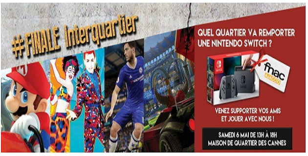Ajaccio : Finale du tournoi inter-quartiers 2017 organisée par Nustrale Gaming