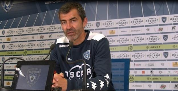 Bastia jouera en noir contre le PSG