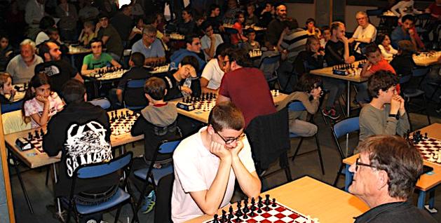 Coup d'envoi à Calvi du 14e Open International d'échecs de Balagne
