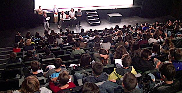 Bastia : Remise du « Prix des collégiens »