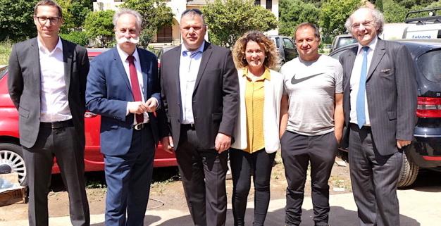 Intempéries : L'APCMA débloque 75 000 € pour les artisans de Haute-Corse