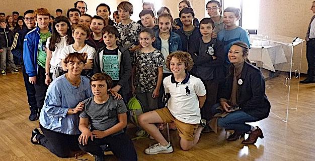 Opération «faites la Une»:  Les élèves du Laetitia, des collèges Padules et Giovoni, lauréats