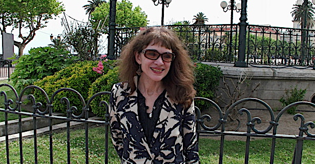 "Nancy Huston, invitée de ""Histoire(s) en Mai"" à Folelli et Bastia"