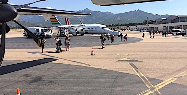 L'intégralité du trafic commercial sera assuré à l'aéroport de Calvi-Balagne !