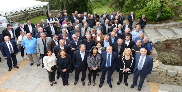 Les maires du Sud