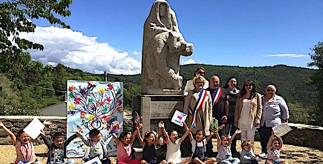 Commémoration du 8 mai 1945 sur la commune de Pietroso