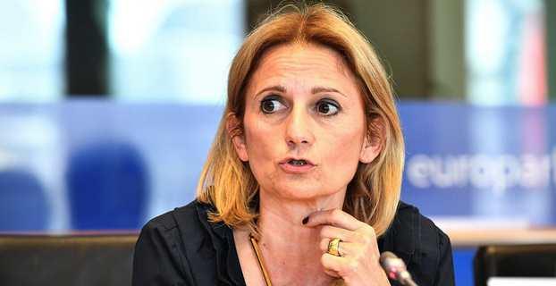Marie Antoinette Maupertuis, conseillère exécutive en charge des affaires européennes, présidente de l'Agence du tourisme de la Corse (ATC) et membre du Comité européen des régions.