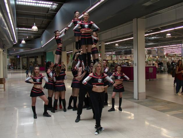 Cheerleading : Les CCF représenteront la Corse à l'Open de Lyon