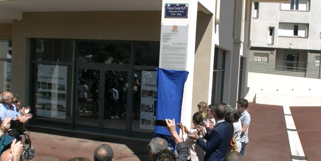 Bastia : Claude Papi a la place qu'il mérite