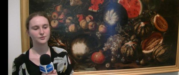 Bastia : Quand les élèves de Jeanne-d'Arc s'imprègnent des toiles du musée de la ville