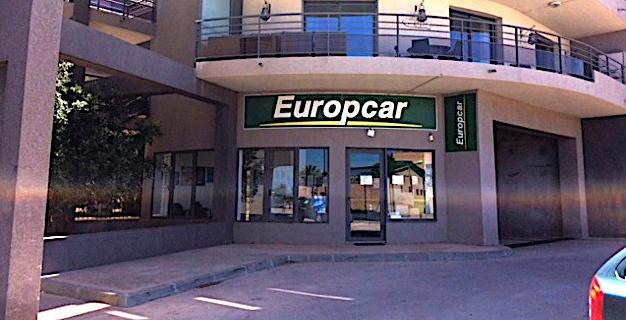 Quatre voitures de location dérobées à Europcar Calvi
