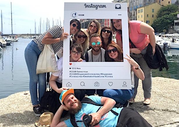 """Les """"super blogueurs"""" à la découverte de la Haute-Corse"""