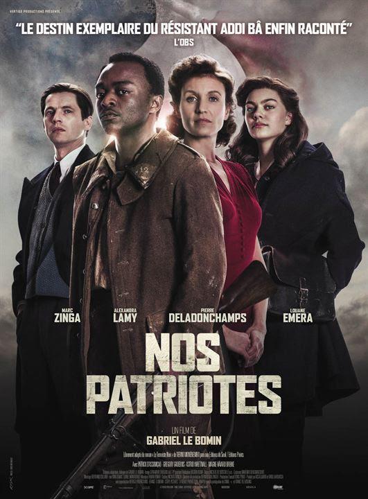 Cinéma : « Nos Patriotes » en avant-première à Bastia en présence du réalisateur